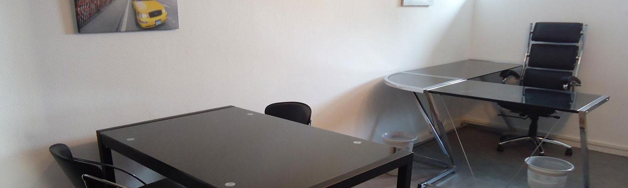 Nos centres d'affaires Luxembourg Ville Nord Rue de Bourgogne bureau du fond